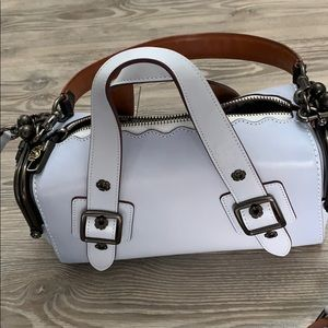 Used once coach bag